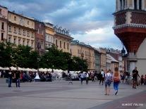 Never too busy, Krakow