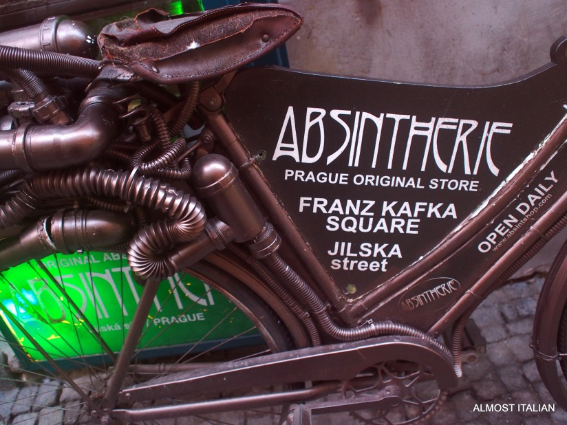 Absinthe Bars of Prague