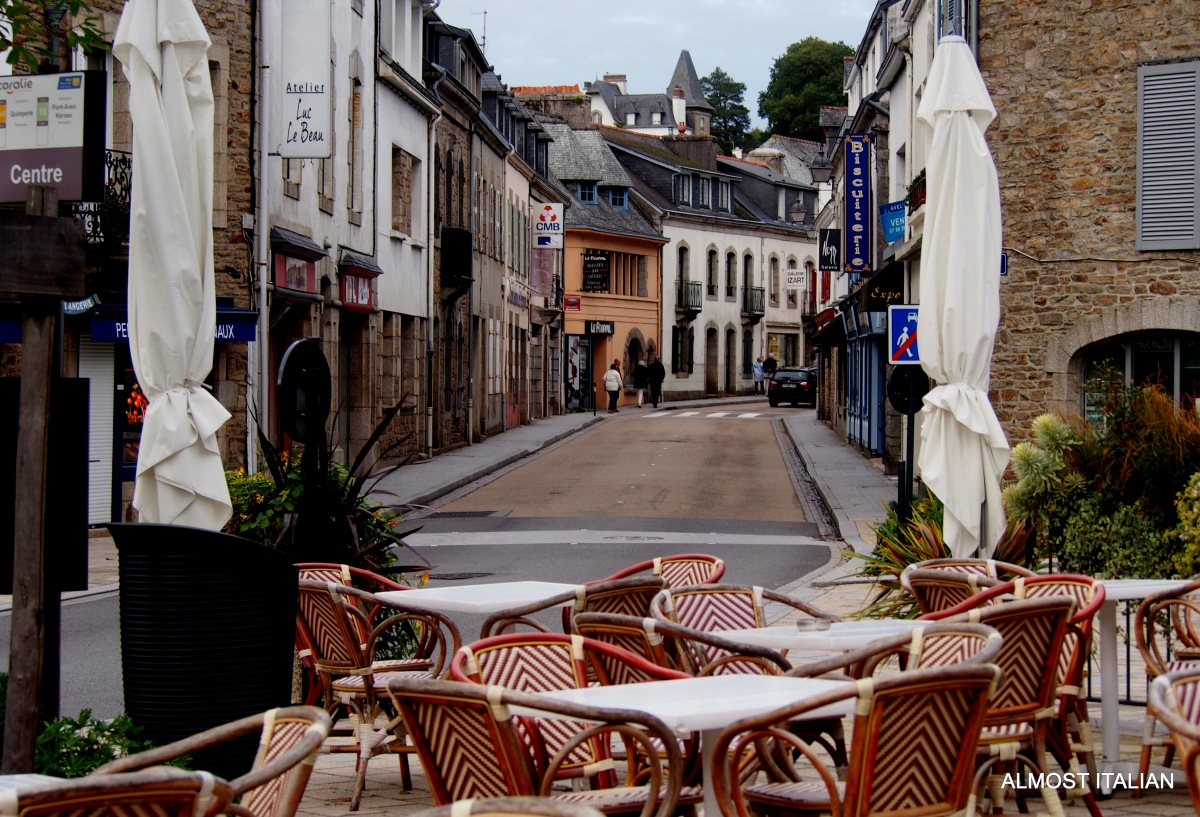 Travelling out of Season in Brittany, France