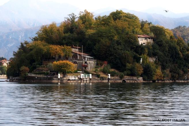 Gardens on Lake Como