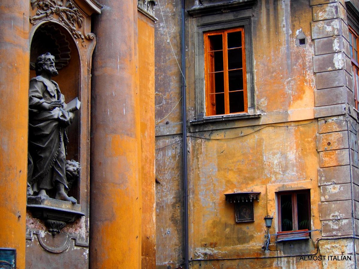 Rome, Glorious Rome.