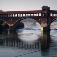 One week in Pavia. Part 1, Ponte Coperto