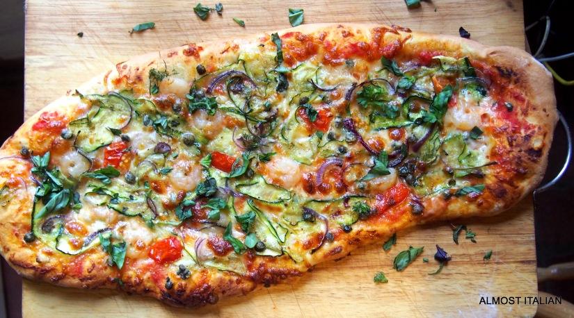 Pizza Cinque Tesori