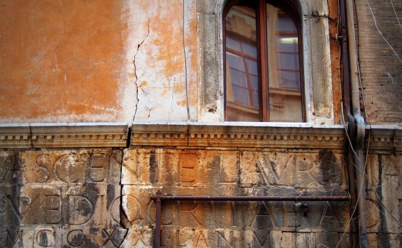 The Jewish Quarter,Rome