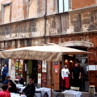 Rome's Jewish Quarter, Retrospective Travel/ 3.