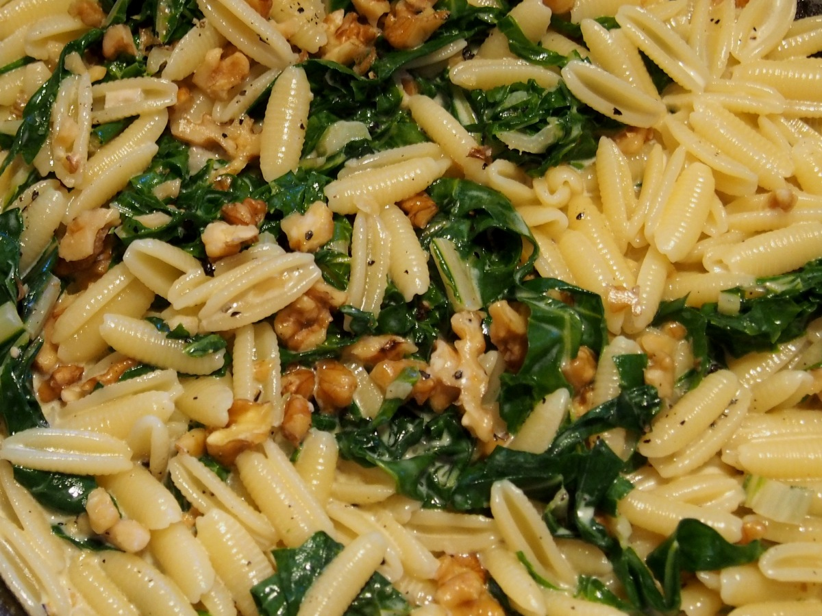 Gnocchetti Sardi. Pasta of the week number 2.