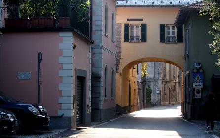 walks in Laglio