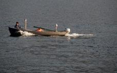 Lone fishing, Laglio
