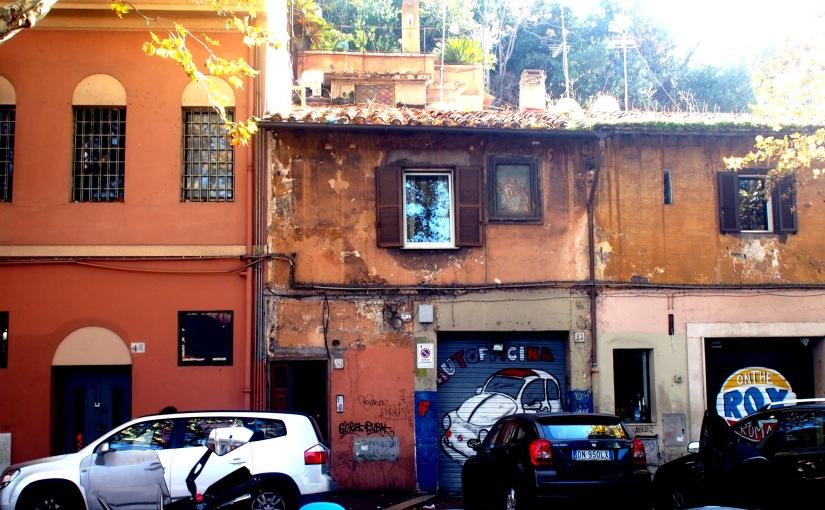 A Visit to Testaccio,Rome
