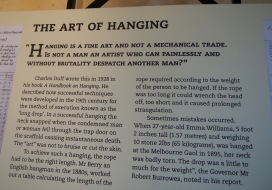 The Art of Hanging