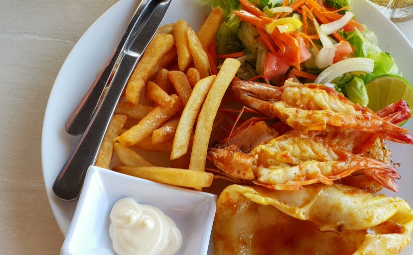 Sanur, Bali. Food to Nourish a JadedSoul.
