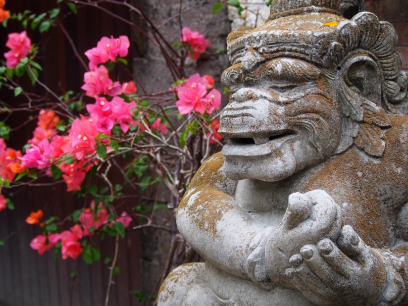 Living and Loving in a Balinese Garden