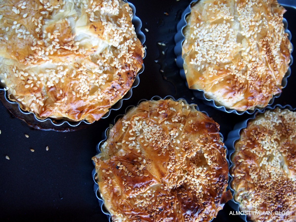 Easy Summer Zucchini Pies
