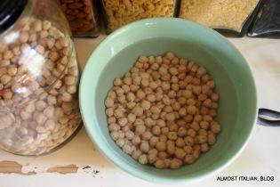 The daily bean soak