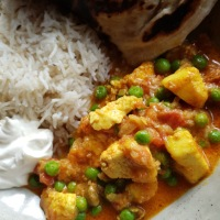 Muttar Paneer, My Favourite Curry