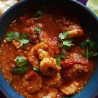 Best Prawn Curry from Goa