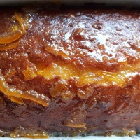 The Best Seville Orange Marmalade Cake