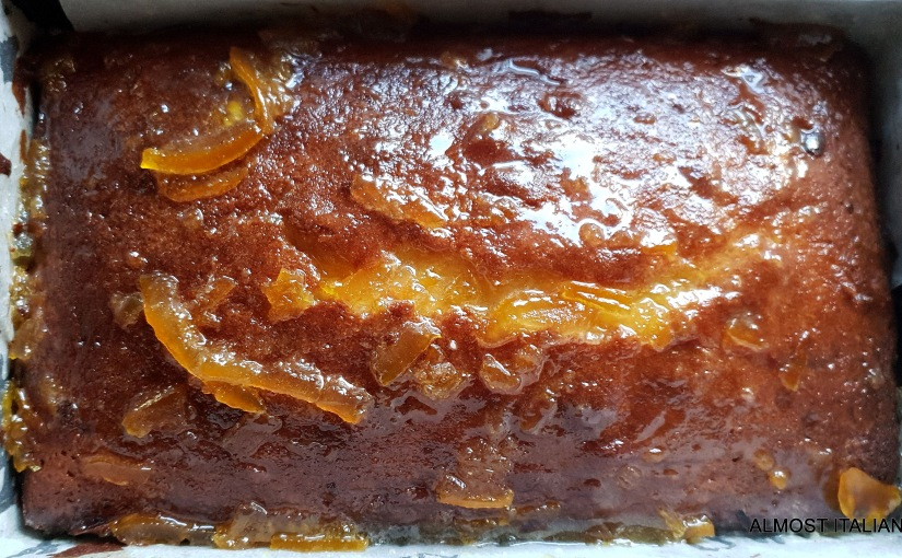 The Best Seville Orange MarmaladeCake