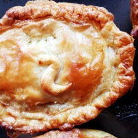 The Amazing Scallop Pie