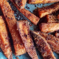 Ottolenghi's Sweet Potato Chips