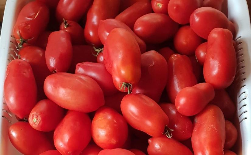Simplifying Italian TomatoPassata