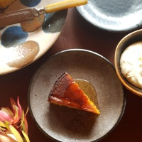 Mandarin Almond Cake, and my winter of citrus.